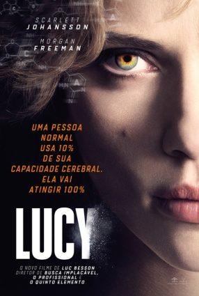 Cartaz do filme LUCY