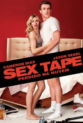 Cartaz do filme SEX TAPE – PERDIDOS NA NUVEM