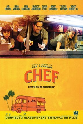 Cartaz do filme CHEF