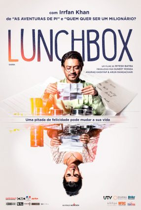 Cartaz do filme THE LUNCHBOX