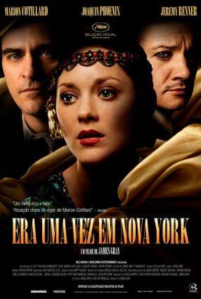 Cartaz do filme ERA UMA VEZ EM NOVA YORK – The Immigrant