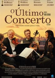 O ÚLTIMO CONCERTO – The Late Quartet
