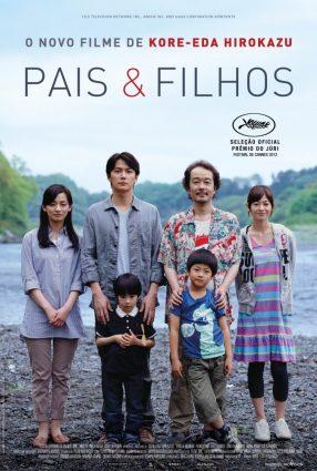 Cartaz do filme PAIS E FILHOS – Like Father, Like Son