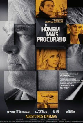 Cartaz do filme O HOMEM MAIS PROCURADO – A Most Wanted Man