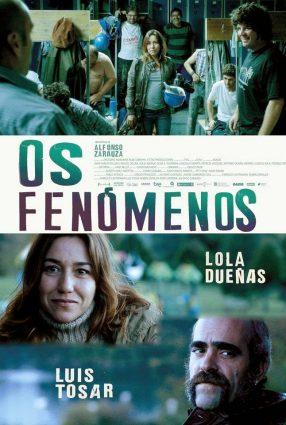 Cartaz do filme OS FENÔMENOS – Os Fenómenos