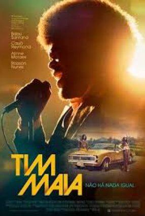 Cartaz do filme TIM MAIA – NÃO HÁ NADA IGUAL
