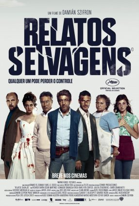 Cartaz do filme RELATOS SELVAGENS – Relatos Salvajes
