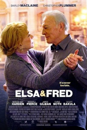 Cartaz do filme ELSA & FRED