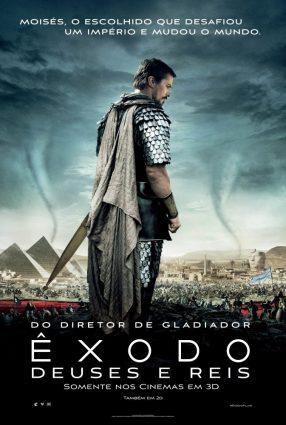 Cartaz do filme ÊXODO: DEUSES E REIS – Exodus: Gods and Kings