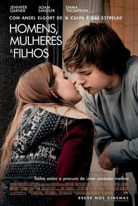 Cartaz do filme HOMENS, MULHERES & FILHOS – Men, Women & Children