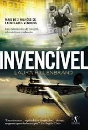 Cartaz do filme INVENCÍVEL – Unbroken
