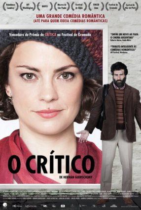 Cartaz do filme O CRÍTICO – El Crítico