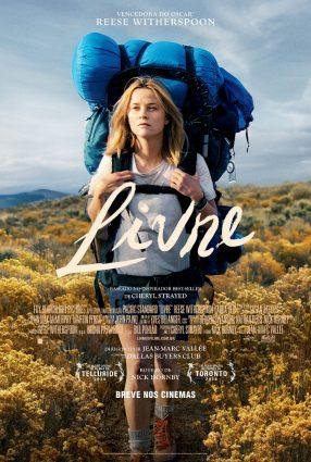 Cartaz do filme LIVRE – Wild