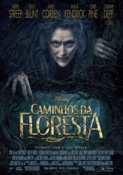 CAMINHOS DA FLORESTA – Into the Woods
