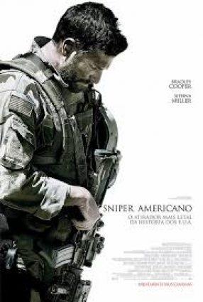 Cartaz do filme SNIPER AMERICANO – American Sniper