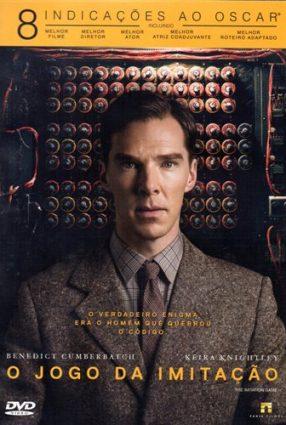 Cartaz do filme O JOGO DA IMITAÇÃO – The Imitation Game