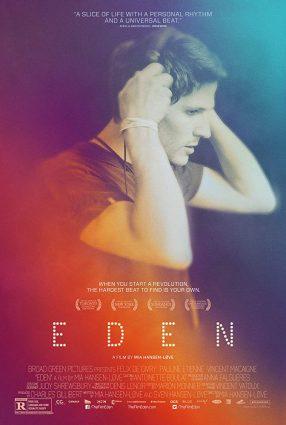 Cartaz do filme EDEN