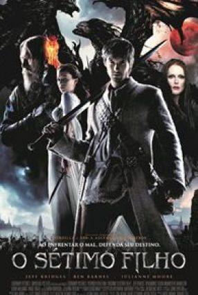 Cartaz do filme O SÉTIMO FILHO – Seventh Son