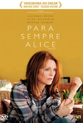 Cartaz do filme PARA SEMPRE ALICE – Still Alice
