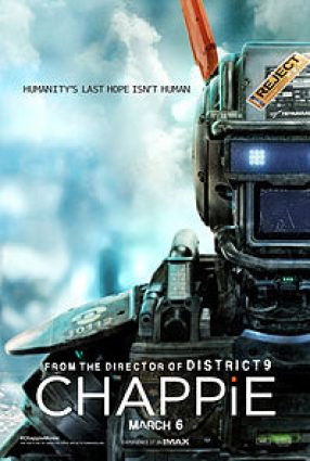 Cartaz do filme CHAPPIE