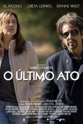 Cartaz do filme O ÚLTIMO ATO – The Humbling