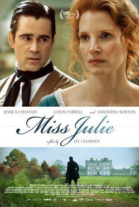Cartaz do filme MISS JULIE
