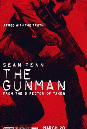 Cartaz do filme O FRANCO ATIRADOR – The Gunman