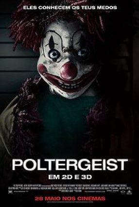 Cartaz do filme POLTERGEIST – O FENÔMENO – Poltergeist