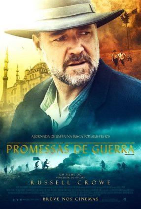 Cartaz do filme PROMESSAS DE GUERRA – The Water Diviner