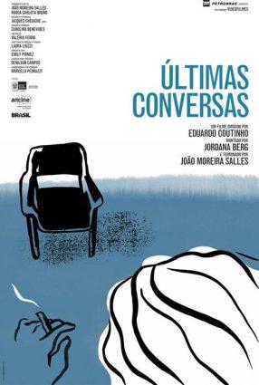Cartaz do filme ÚLTIMAS CONVERSAS