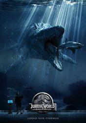 JURASSIC WORLD – O MUNDO DOS DINOSSAUROS – Jurassic World