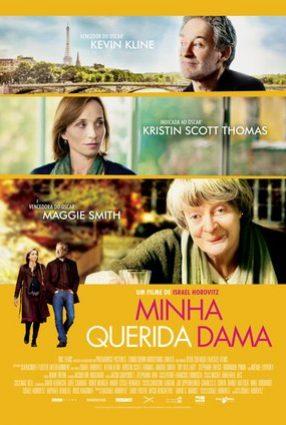 Cartaz do filme MINHA QUERIDA DAMA – My Old Lady
