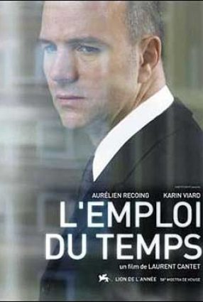 Cartaz do filme A AGENDA – L'Emploi du Temps