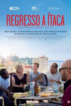 Cartaz do filme RETORNO A ITACA – Retour à Ithaque