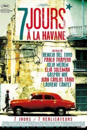 Cartaz do filme 7 DIAS EM HAVANA – 7 Días en La Habana