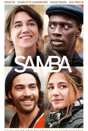 Cartaz do filme SAMBA