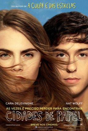 Cartaz do filme CIDADES DE PAPEL – Paper Towns