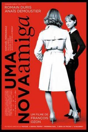 Cartaz do filme UMA NOVA AMIGA – Une Nouvelle Amie