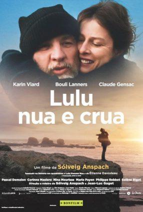 Cartaz do filme LULU, NUA E CRUA – Lulu Femme Nue
