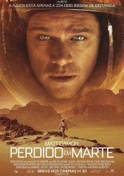 PERDIDO EM MARTE – The Martian