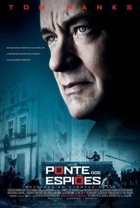 Cartaz do filme PONTE DOS ESPIÕES – Bridge of Spies