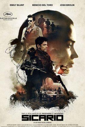 Cartaz do filme SICARIO: TERRA DE NINGUÉM – Sicario