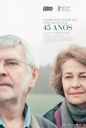 Cartaz do filme 45 ANOS – 45 Years