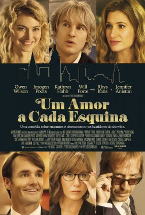 Cartaz do filme UM AMOR A CADA ESQUINA – She's Funny That Way