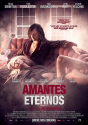 AMANTES ETERNOS – Only Lovers Left Alive