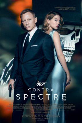 Cartaz do filme 007 CONTRA SPECTRE – 007 Spectre