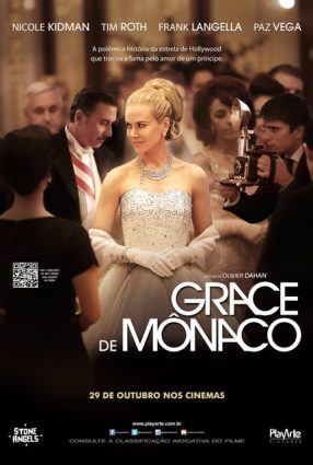 Cartaz do filme GRACE DE MÔNACO – Grace of Monaco