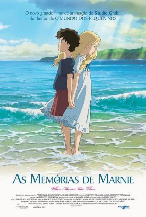 Cartaz do filme AS MEMÓRIAS DE MARNIE – When Marnie Was There