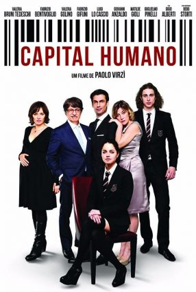 Cartaz do filme CAPITAL HUMANO – Il Capitale Umano