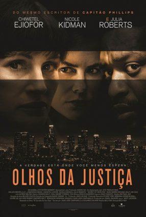 Cartaz do filme OLHOS DA JUSTIÇA – Secret in Their Eyes